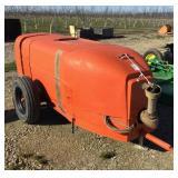 METTERS 275 Gal Fiberglass PTO Orchard Sprayer
