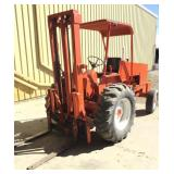 A-C 500 Rough Terrain 4000Lb Forklift, Gas