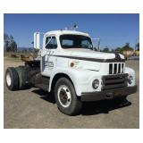 1952 INTERNATIONAL 2-Axle Conv. Truck, Gas
