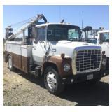 1977 FORD 7000 Service Truck, 2wd, Diesel
