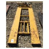 WELLCO Heavy Duty Overhead Lift Extension