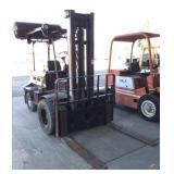 CLARK 6000Lb Capacity Forklift, Gas
