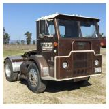 1972 WHITE 2-Axle Cabover Truck, Gas