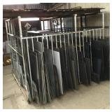 Sheet Metal Stock and Racking