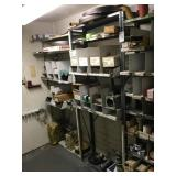 (3) Shelving Units of Tools and Parts