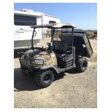 KUBOTA RTV900 Side By Side ATV, 4x4, Diesel