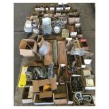 (2) Pallets of Assorted Bulk and Parts