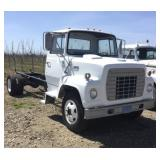 1974 FORD 600 2-Axle Truck, Gas