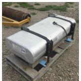 125 Gallon Aluminum Tank