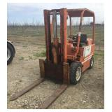 YALE 3000Lb Capacity Forklift, Gas