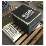 Pallet of New WELLCO Mud Flaps