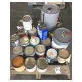 Pallet of Paint