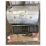 Aluminum Truck Tank and Air Bags