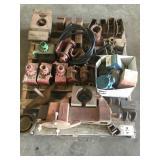 Pallet of Truck-Trailer Parts