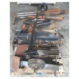 (2) Pallets of Trailer Parts