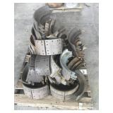 Pallet of Truck-Trailer Brake Shoe Cores