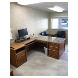 Office Furniture and Computer