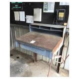 Iron Shop Desk