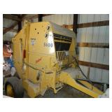 "Vermeer 5400 ""Rebel"" big round baler ele tie (like new less than 300 bales)"
