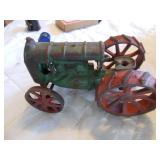 Arcade cast iron tractor,