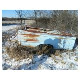truck bed trailer