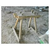 Primitive wooden stool (must see),