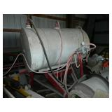 Clark 300 gal. boom sprayer