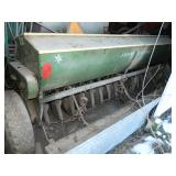 "JD ""FB-B"" 15 hole grain drill,"