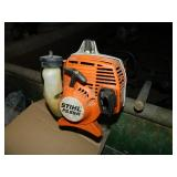 Stihl FS55R straight shaft trimmer,