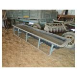 2 – 10' poly feed troughs