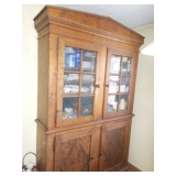 large primitive pantry / MUST see assembled with square nails