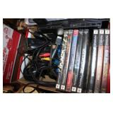 PLAYSTATION 2 GAME SET AND GAMES