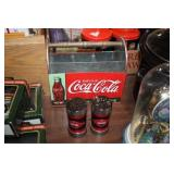 COKE CARRIER AND SALT AND PEPPER