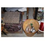 BASKET AND PURSES
