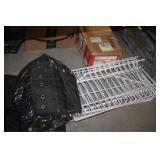 CASES AND METAL RACKS