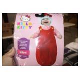 INFANT HELLO KITTY COSTUME