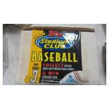93 TOPPS BALL CARDS