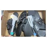 SANDALS SIZE 11 AND SMALLER