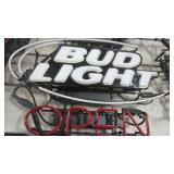 BUD LIGHT NEON WORKS