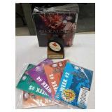 Esso Hockey Heros collector cards still sealed