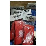 Lot - 11 pairs of New long Campea sports socks