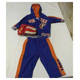 Tiger tracksuit-18 month Snoopy Doo baseball glove