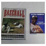 2 Baseball Books