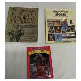 Michael Jordan, Whats what in Sports etc Books.