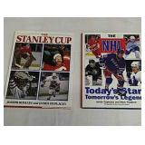 2 Hockey Books