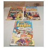 Little Archie, Archie Series comic books. Includes