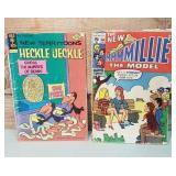 Comic Marvel Millie The Model 184 July, Gold Key