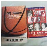 The Punch by John Feinstein and Sports Babylon