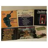 6 Lawrence Welk record albums