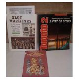 Terrific book lot.  Includes The Sport Sports Hall